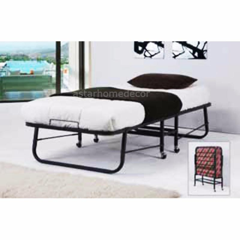A-STAR Single size Metal Folding Bed