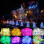 AA Battery 10LED 8 Colors Xmas Wedding Party String Fairy Light Lamp Pure White