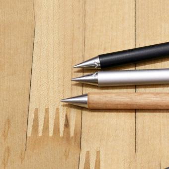 Axel Weinbrecht Inkless Metal Pen Natural - 3