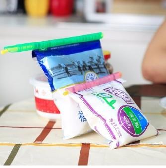 Bag Clip Plastic Sealing Bar Bag Seal FoodStorage(12cm*3+19cm*3+23cm*3+29cm*3 ) - 3