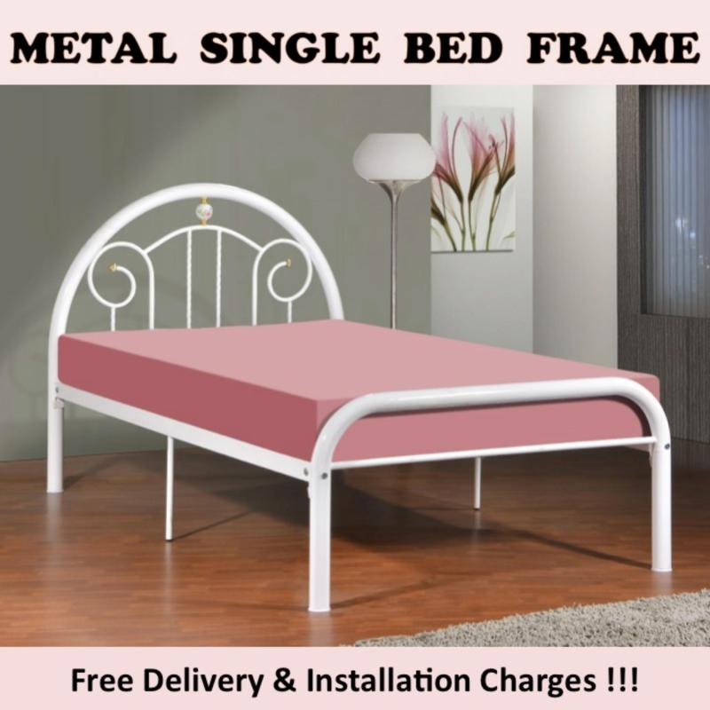 BECCA Single Bed with Plywood Support