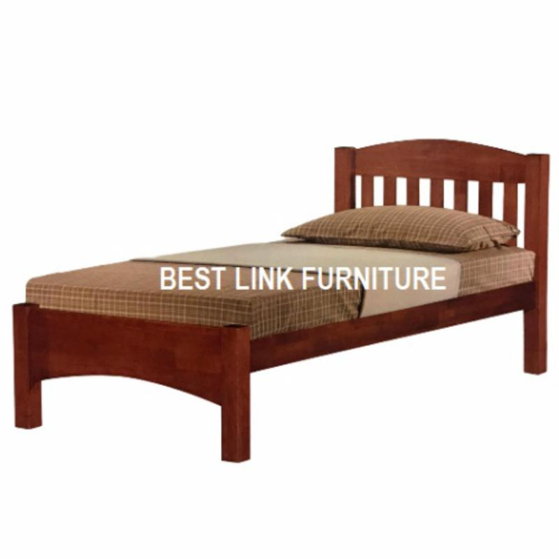 BEST LINK FURNITURE BLF 50 Bed Frame (Single)