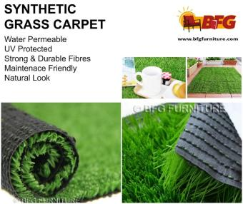 Harga BFG Furniture Synthetic Grass Carpet(Green)