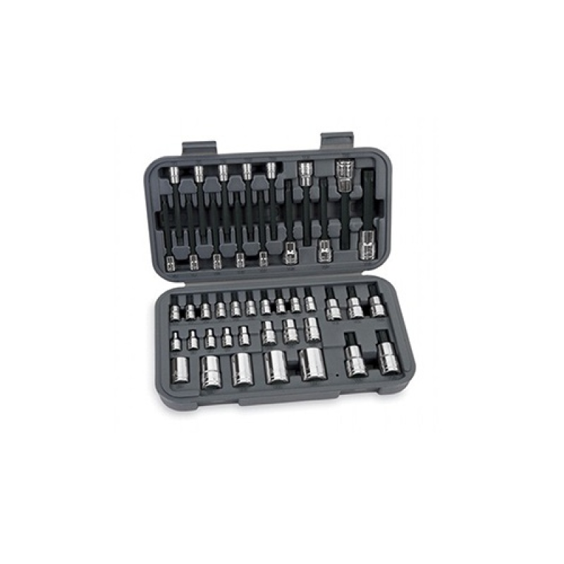 BluePoint 1/4inch & 3/8inch Drive Socket & Wrench Set 100pcs
