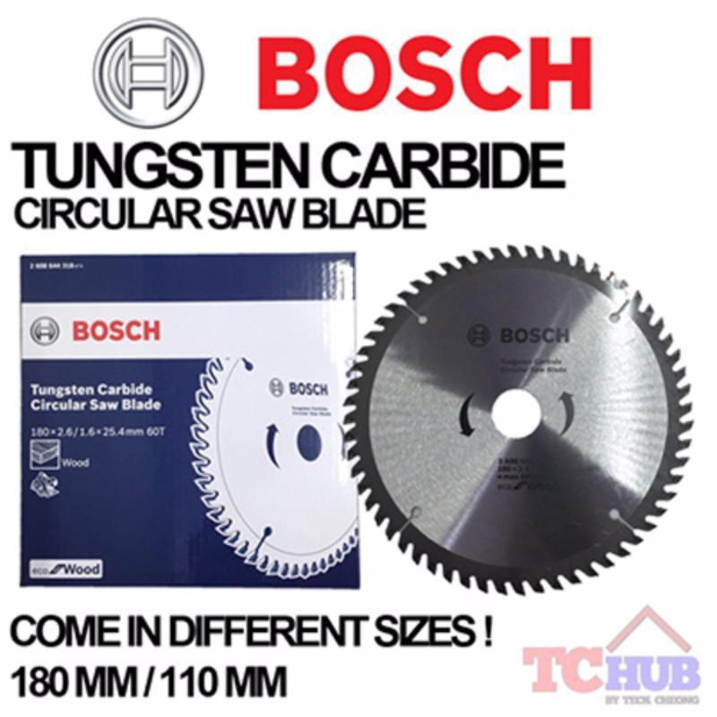 Bosch Eco Circular Saw Blade For Wood or Aluminium (180 mm)