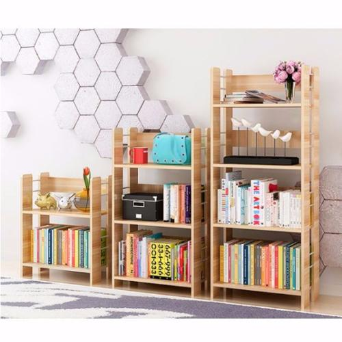 BS001 Multi Levels Bookshelf 3 Level BS