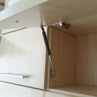Cabinet Door Lift Pneumatic Support Hydraulic Gas Spring Stay Hold ...
