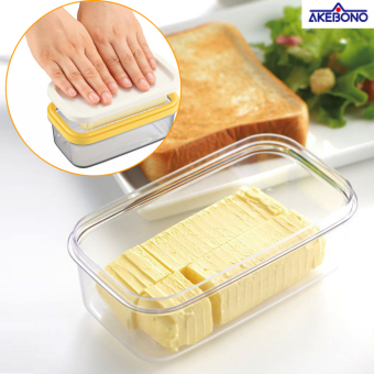 Cheese save storage box butter box