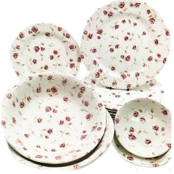 Dinner Sets And Plates Singapore. amazon com corelle livingware 16 ...