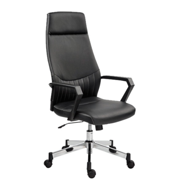 CORAL Director Chair (PU Leather) Singapore