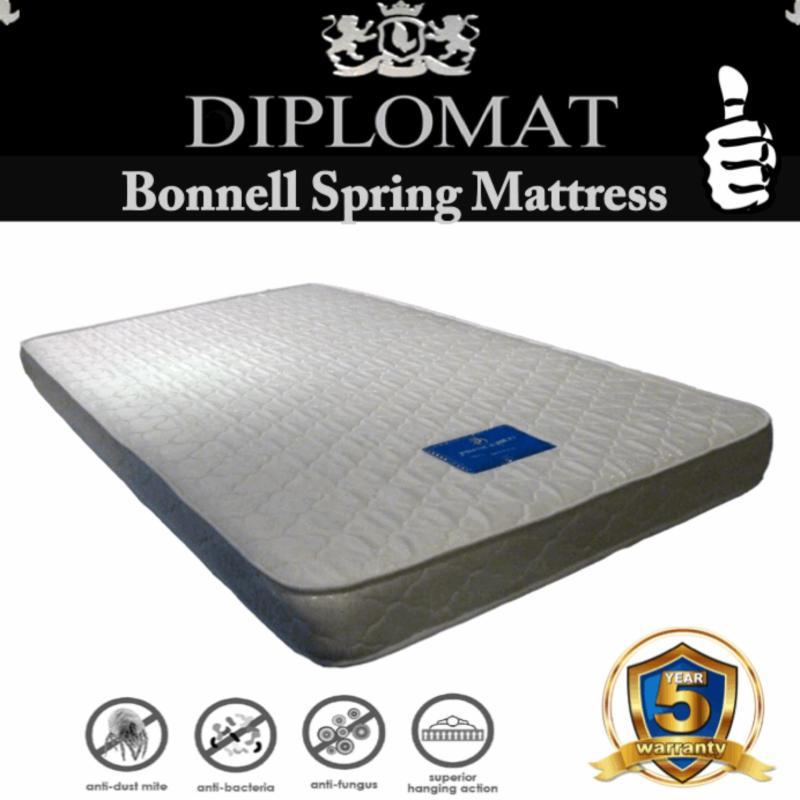 Diplomat Bonnell Spring Single 6 Inch Mattress