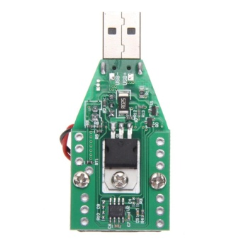 Electronic Load resistor USB Current Tester Discharge Power TestCapacity - intl - 4