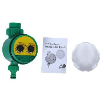 Electronic Water Timer Solenoid Valve Irrigation Sprinkler Controller - 5