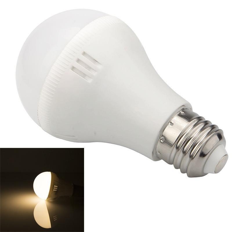 Energy Saving E27 7W 5630 SMD 12 LED Bulb Light Lamp Pure/Warm White 220V - intl Singapore