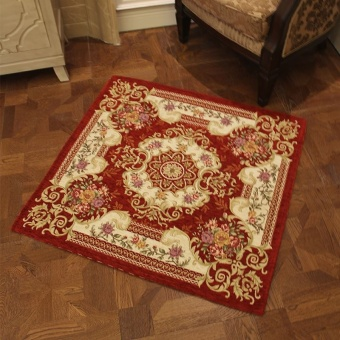 Europeanstyle Living Room Coffee Table Mats Kitchen Bedroom Door Mat Bed Blanket Stairs Pad Turntable Angle