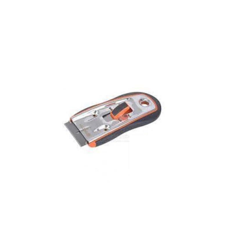 EXCEL-TACTIX 308007 Retractable Scraper W/5 Extra Blade