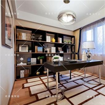 Fashion European Geometric Living Room Carpet Coffee Table Sofa Study Bedroom Bed End Model