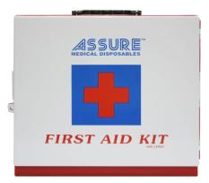 First Aid Box - B New Updated (50 Persons Use)