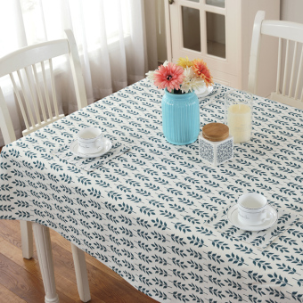 Fresh Garden Living Room Linen Tablecloth Table Cloth Lace Coffee