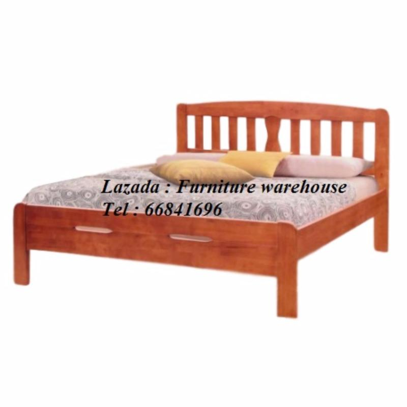 FW31 Queen size Wooden Bed