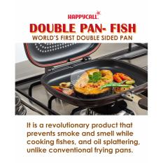 [Happy Call] DOUBLE-SIDED PAN - Fish Singapore