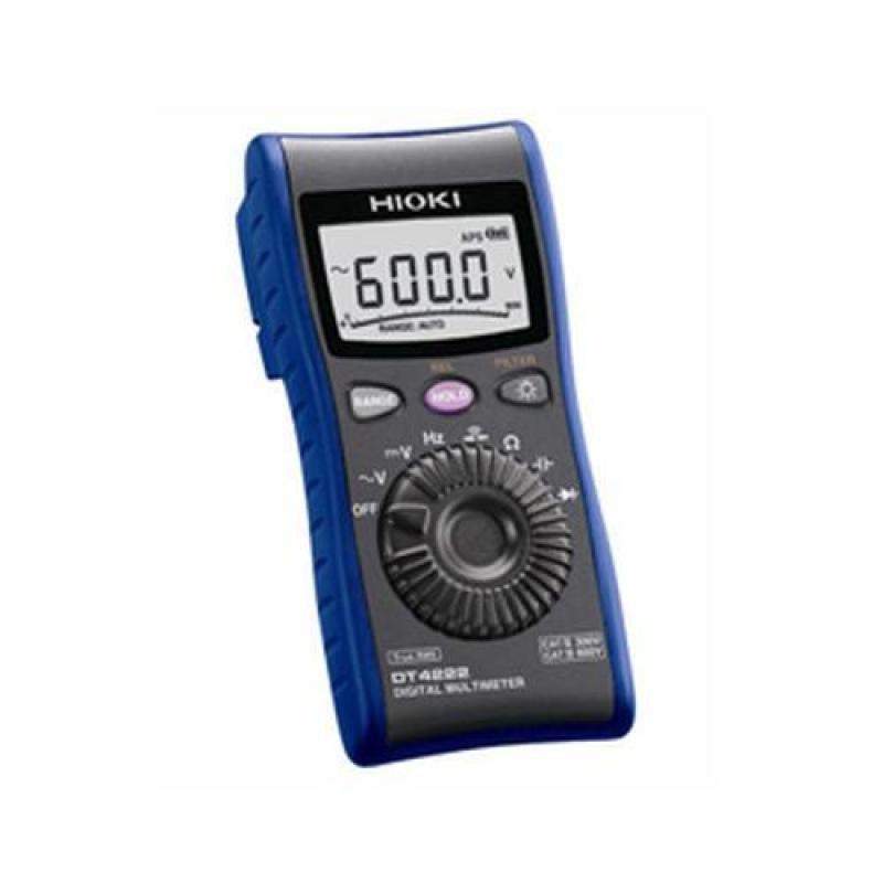 Hioki DT4222 Digital Multimeter [DT4222]