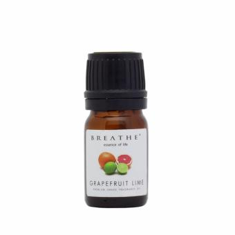 Harga BREATHE essence of life - Premium Grade Fragrance Grapefruit lime