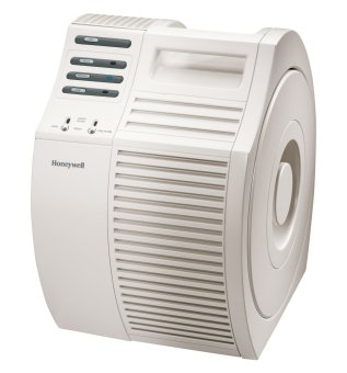 Harga Honeywell HA170E1 True HEPA Air Purifier (White)