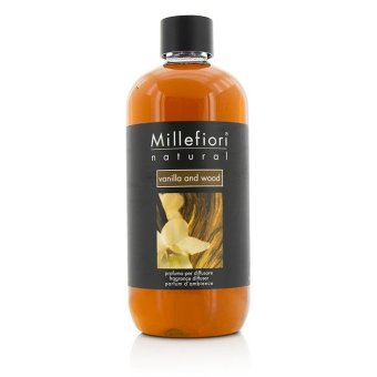 Harga Millefiori Natural Fragrance Diffuser Refill - Vanilla & Wood 500ml/16.9oz - intl