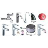 BolehDeals Kitchen Faucet Carbon Cartridge Tap Home Water Cleaner Purifier Filter Blue (EXPORT) - 3