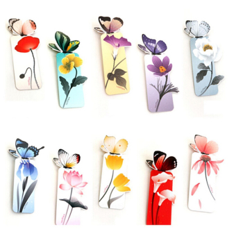 Harga Jetting Buy Mini Bookmark Butterfly Shape 2Pcs