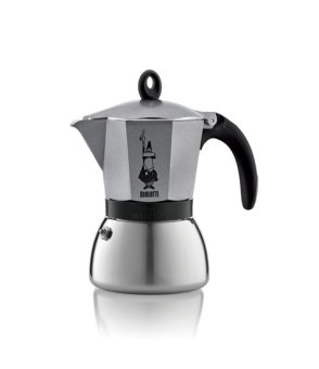 Harga Bialetti Moka Induction Antharcite - 3 Cup