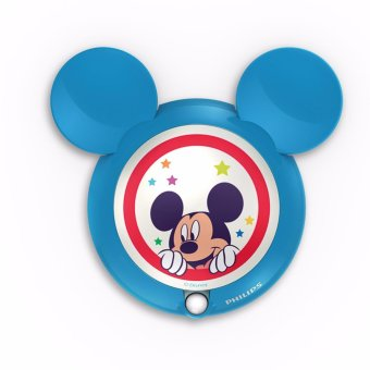 Harga Disney - Philips - Sensor Night Light - Mickey Mouse