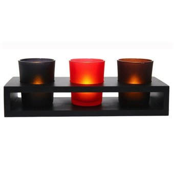 Harga Zen LED Tea Light Holder Design 4