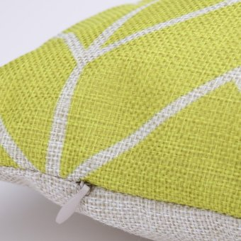 Creative pattern thick cotton pillowcases 30 x 50 waist pillowcases - 3