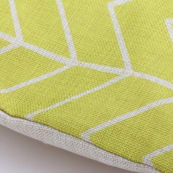Creative pattern thick cotton pillowcases 30 x 50 waist pillowcases - 5