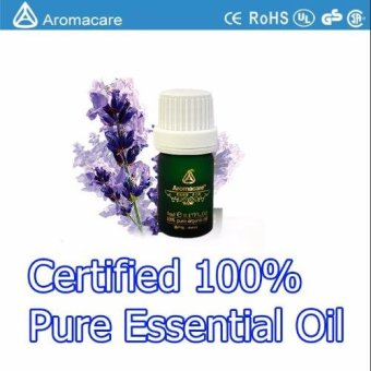 Harga Aroma Care Pure Essential Lavender Oil (5ml)