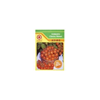 Harga Horti Vegetable Seeds Tomato Cherry Sweet 3 packets [HWC-016](Yellow)