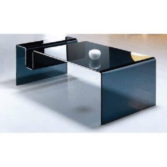 Harga Miotto Glass Coffee Table