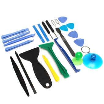 25 pcs Repair Open Pry Tools Set Kit Mobile Phone Disassemble Tool For Cellphone(Export)(INTL) - 3