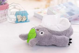 Harga Totoro bus with pumping towel sets tissue box/tissue pumping tube birthday gift female