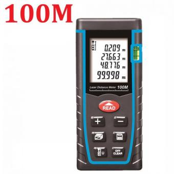 100M Laser Distance Meter Rangefinder RangeFinder Build Measure Device Test Tool - intl