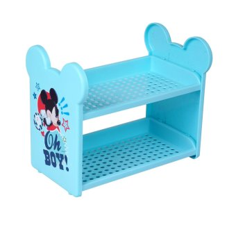 Harga Disney 2 Tier Multi Purpose Rack