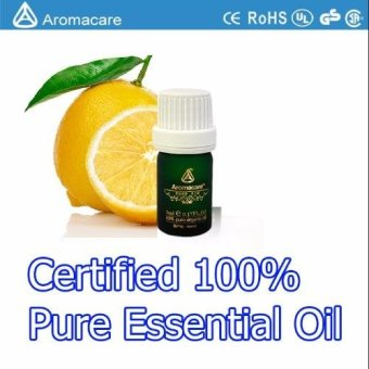 Harga Aroma Care Pure Essential Lemon Oil (5ml)
