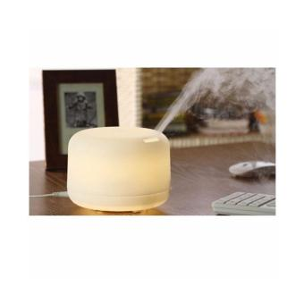 Harga Ultrasonic aroma diffuser & humidifier with LED light