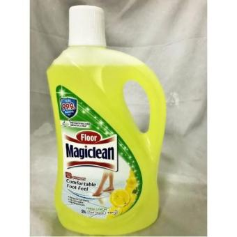 Harga Magiclean Floor Fresh Lemon 2L