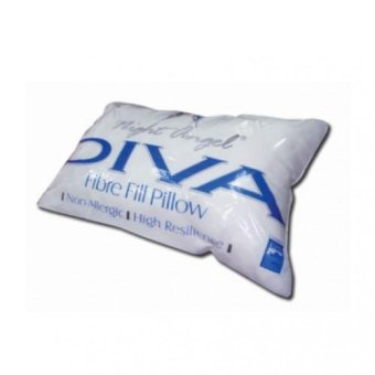 Harga Maxcoil Night Angel Diva Fibre Fill Pillow