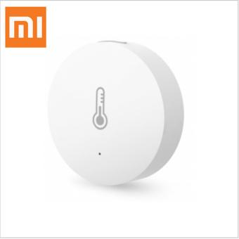 Harga Original Xiaomi Mi Smart Temperature and Humidity Sensor Put the baby Home office Work With Android IOS APP - intl