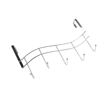 Harga Strong bearing hanger free nail hook wrought iron door after seamless adhesive hook coat hooks row hook door hangers bag hook