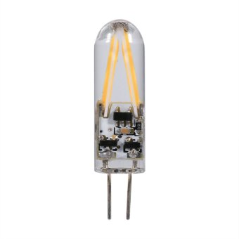 Harga 5Pcs/Lot Warm White Highlighting AC/DC 12V 1.5W G4 LED Bulb Lamp Beads Replacement - intl